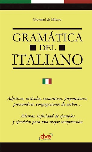 Libro Gramatica Del Italiano