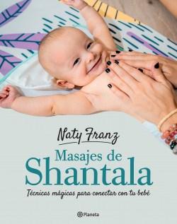 Libro Masajes Shantala Para Bebes