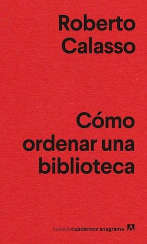 Libro Como Ordenar Una Biblioteca