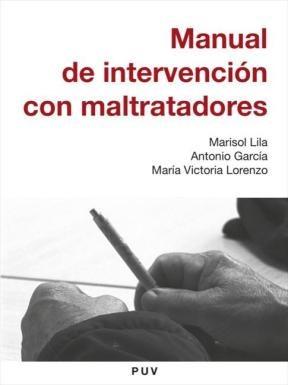 Libro Manual De Intervencion Con Maltratadores