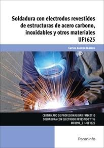 Libro Soldadura Con Electrodos Revestidos De Estructuras De Acero Carbono