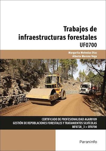 Libro Trabajos De Infraestructuras Forestales